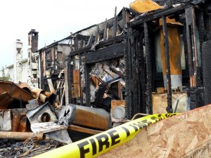 Securing Your Business after a Fire