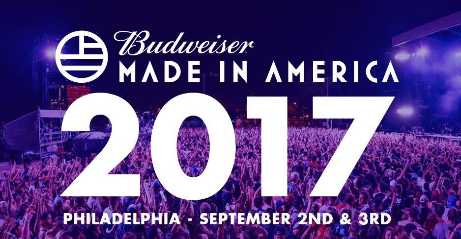 Made in America 2017
